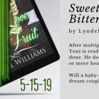 Sweet Love Bitter Fruit Cover Reveal Recap