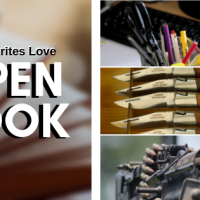 Pens, Knives, and Guns: The Power of Crafting Words
