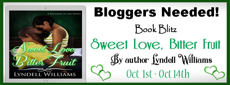 lyndell book blitz bloggers needed