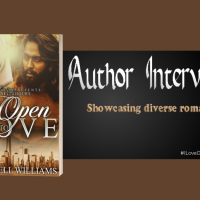 Steamy Muslim Novella Open to Love Interview