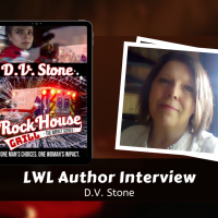 #lwlinterview - D. V. Stone Shares New Release
