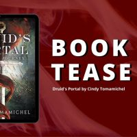 #booktease - Druid's Portal