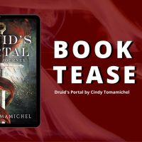 #booktease - Druid's Portal