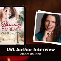 #lwlinterview - Amber Daulton, Writing #romanticsuspense