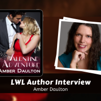#lwlinterview – #holidayromance Author Amber Daulton Talks Publishing and Writing