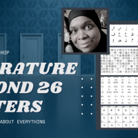 Literature Beyond 26 Letters